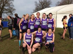 Inter Counties XC1 2014
