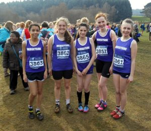 Inter Counties XC6 2014