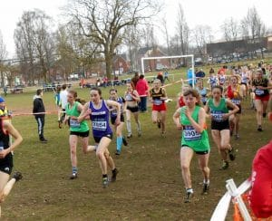 Inter Counties XC7 2014