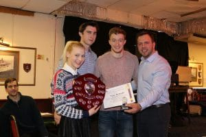 Junior Awards Evening 2014