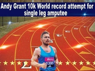 Andy Grant World Record