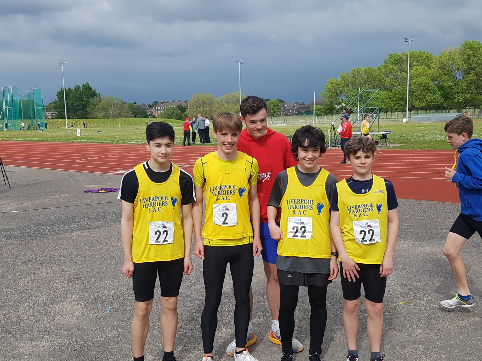 YDL Lower, Northern League & Round Up